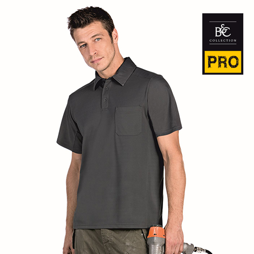 BCPUC12 - CoolPower Pro Polo (B&C Pro Collection)