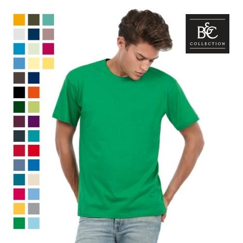 BCTU002 - T-Shirt Exact 150 B&C