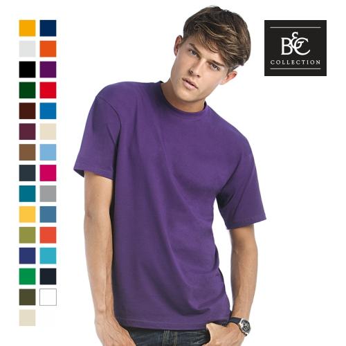 BCTU004 - T-Shirt Exact 190 B&C