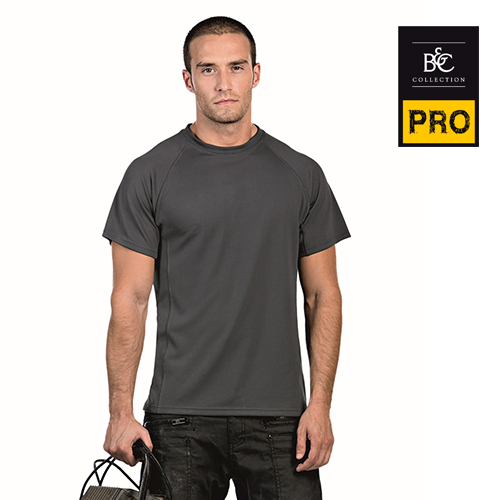 BCTUC02 - CoolPower Pro Tee (B&C Pro Collection)