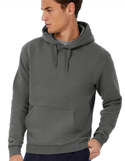 BCWU620 - Hooded Sweat B&C