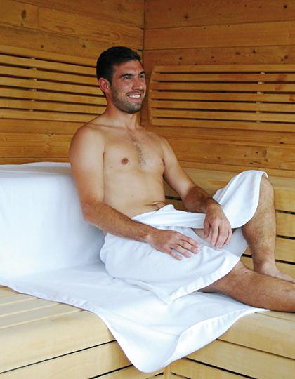 BD962 - Quick-Dry Sauna Kilt / Men