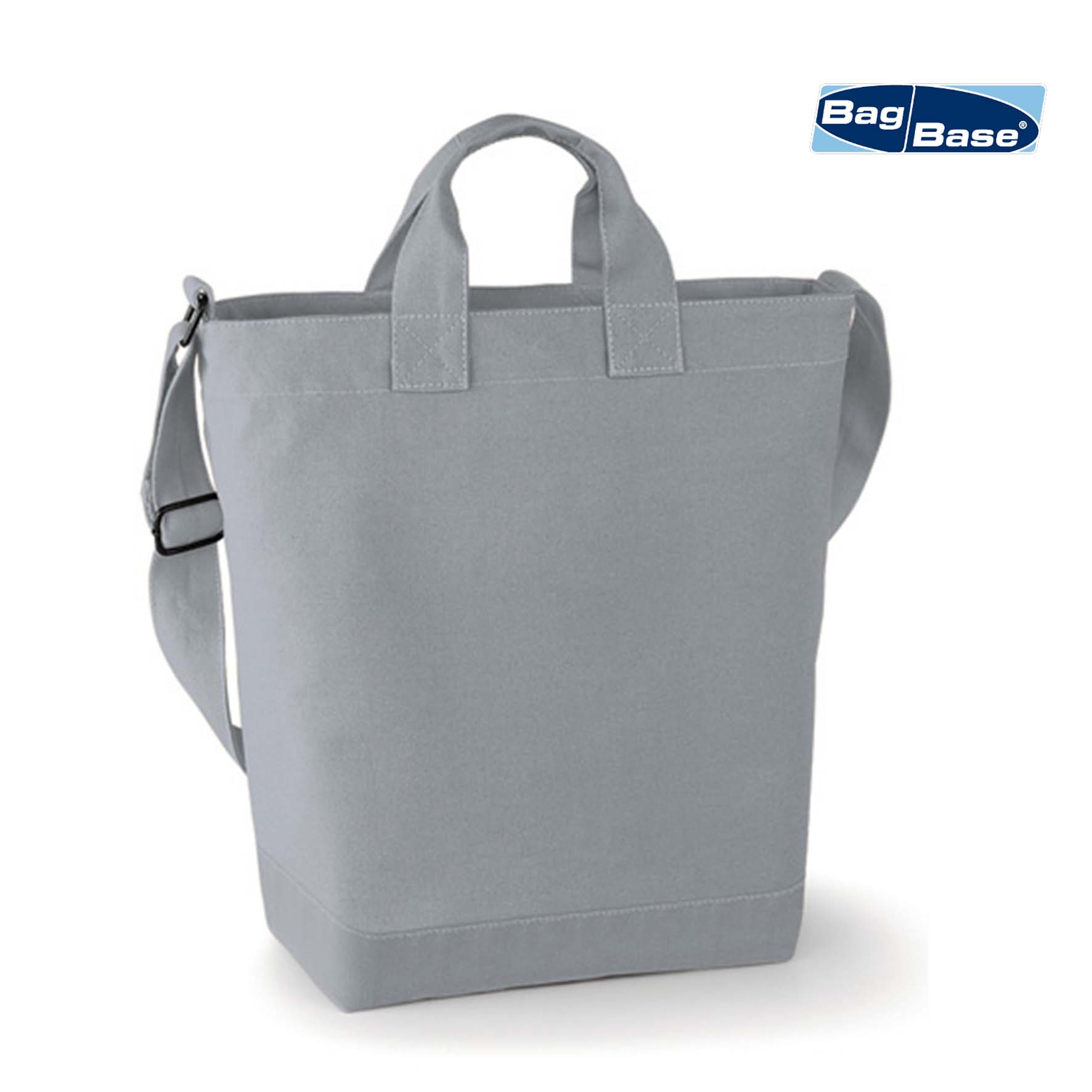 BG673 - Canvas Day Bag BagBase