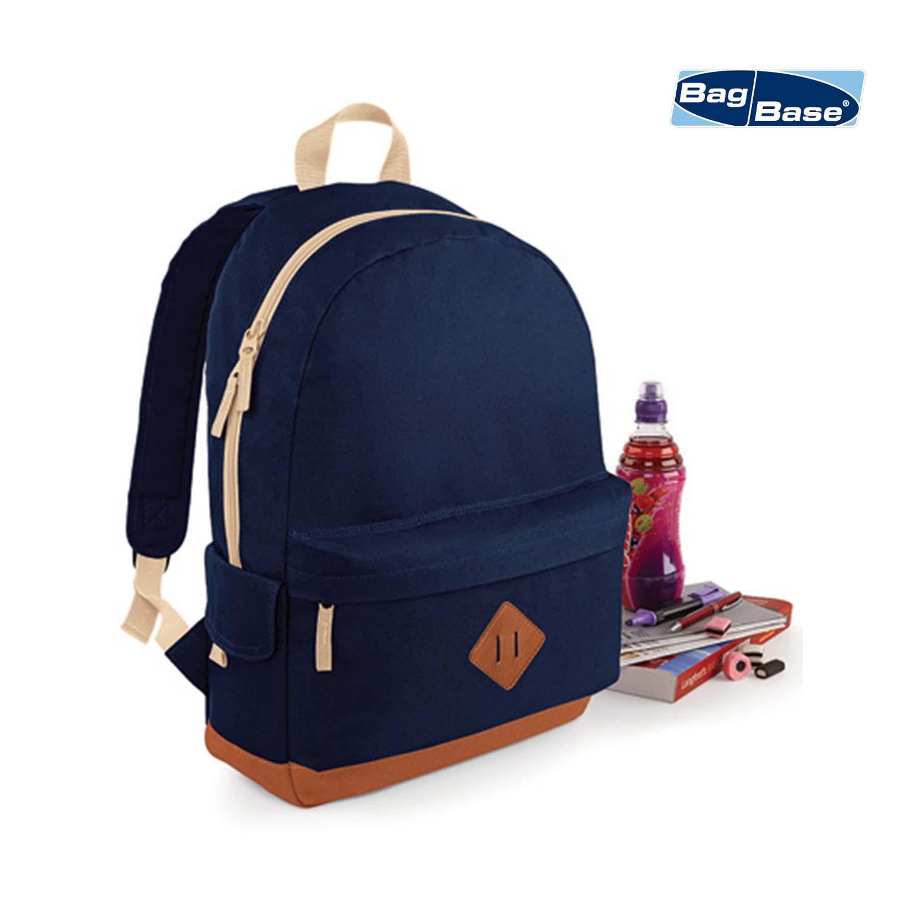 BG825 - Heritage Backpack Bag Base