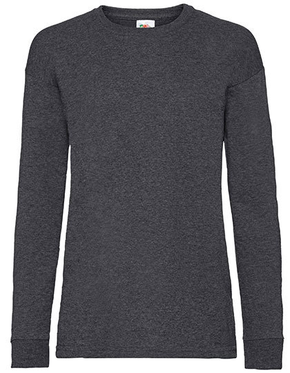 F240 - Valueweight Long Sleeve T