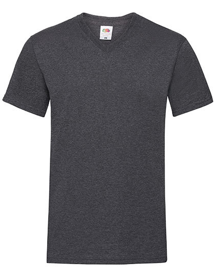 F270 - Valueweight V-Neck T