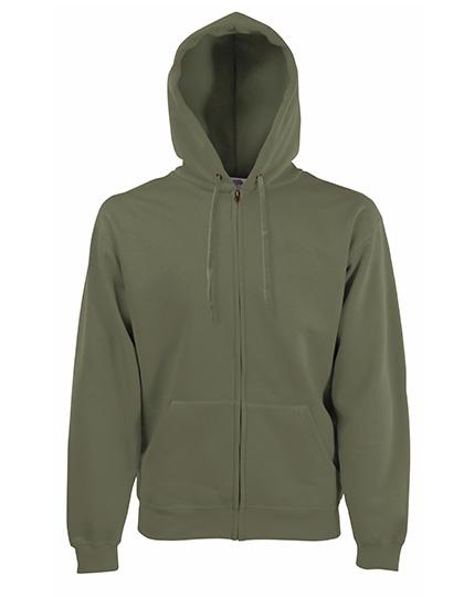 F401 - Premium Hooded Sweat-Jacket