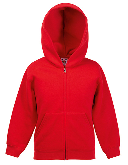F401K - Premium Hooded Sweat Jacket Kids