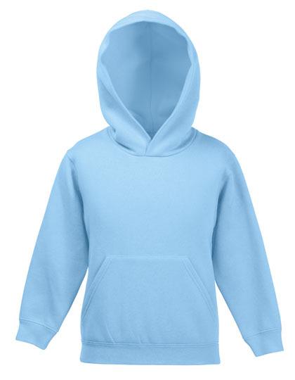 F421K - Kids Premium Hooded Sweat