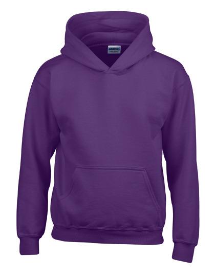 G18500K - Heavy Blend™ Youth Hooded Sweatshirt