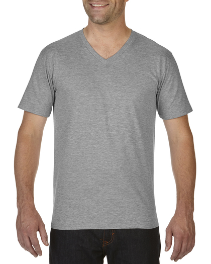 G41V00 - Premium Cotton® V-Neck T-Shirt