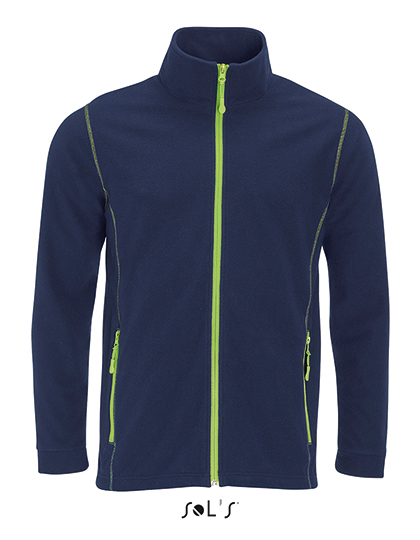 L827 - Micro Fleece Zipped Jacket Nova Men