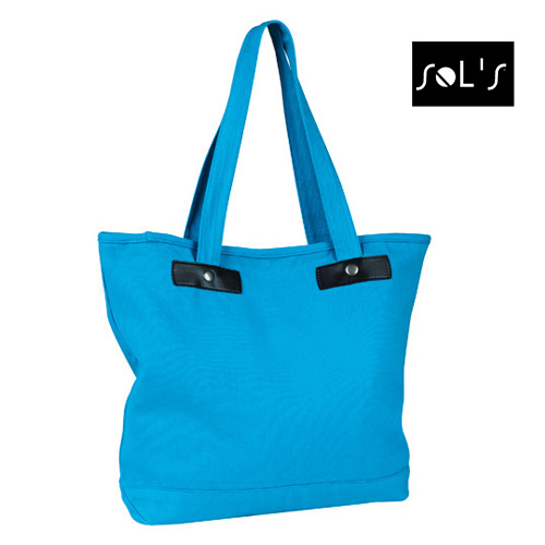 LB00600 - Canvas Shopping Bag Chic Sol´s