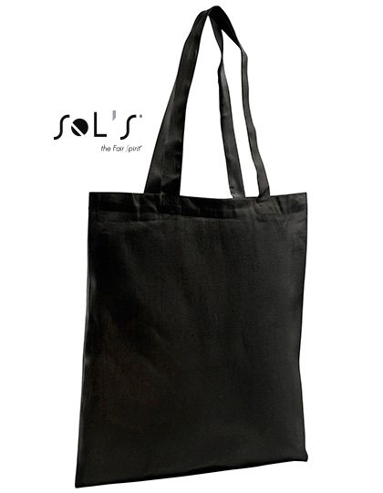 LB76900-S - Shopping Bag Organic Zen schwarz