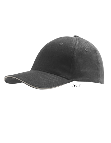 LC88100 - Six Panel Cap Buffalo