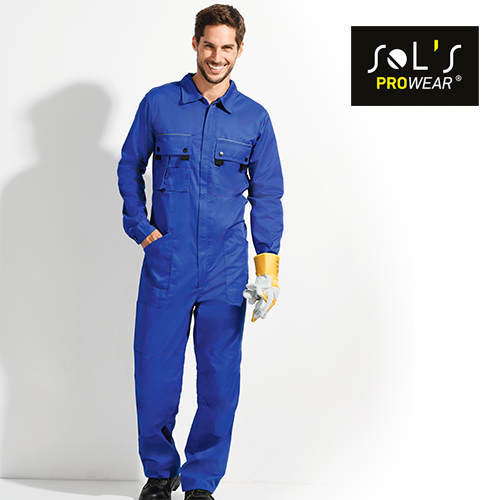 LP80302 - Workwear Overall Solstice Pro