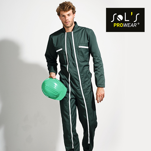 LP80901 - Workwear Overall Jupiter Pro (Sol´s ProWear)
