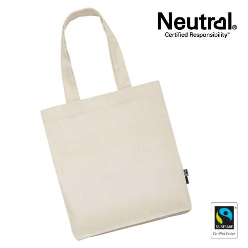 NE90003_N - Twill Bag 210 g/m² - Neutral