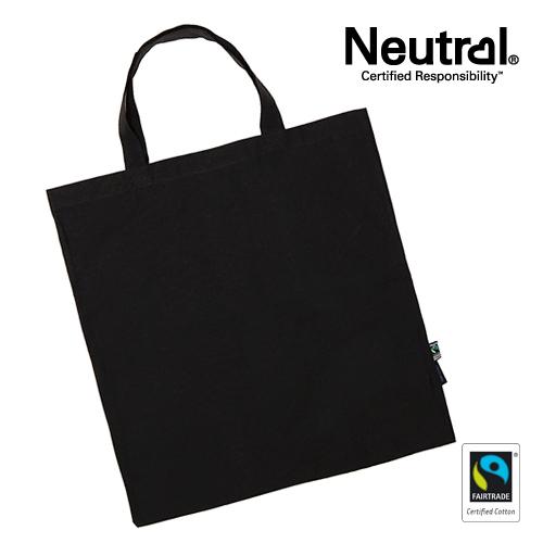 Shopping Bag Short Handles - NE90004_S