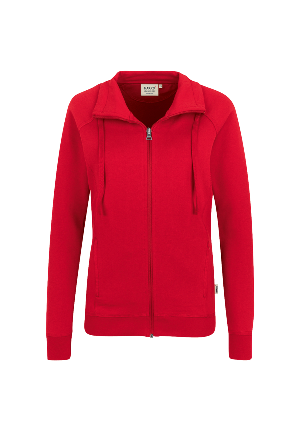 No406 - Damen-Sweatjacke College