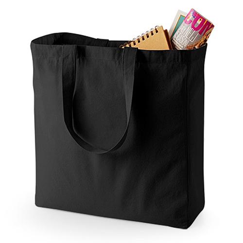 QD23_S - Canvas Classic Shopper Quadra