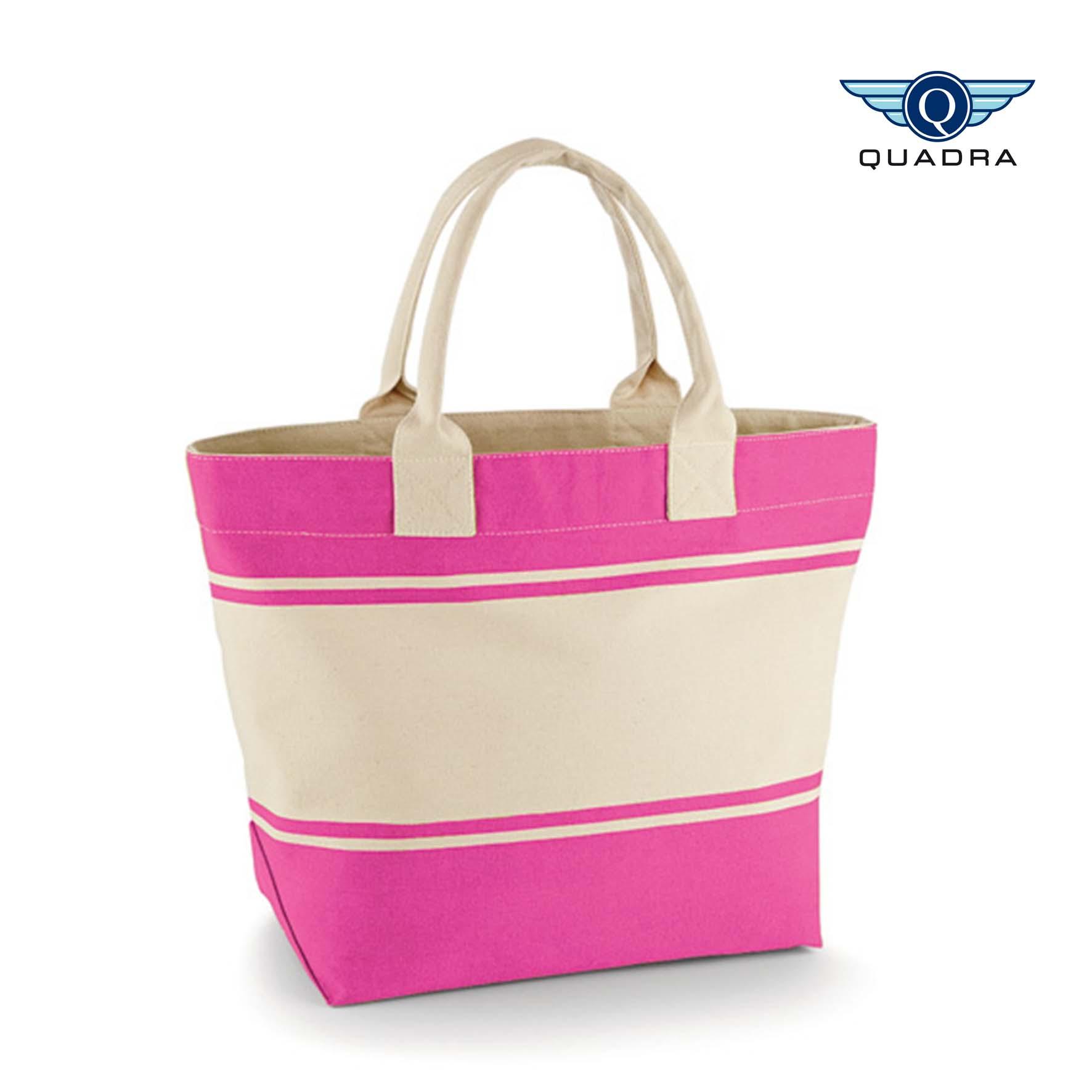 QD26 - Canvas Deck Bag Quadra