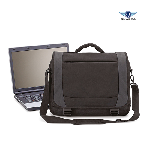 QD967 - Tungsten™ Laptop Briefcase Quadra