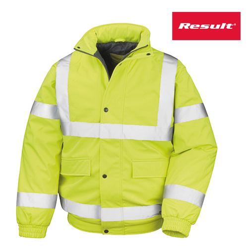 R333X - Result Safety Padded Softshell Blouson - Result