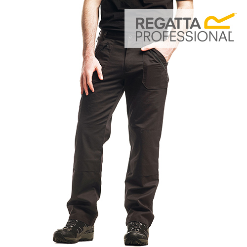 RG339 - Cullmann Multi-Pocket Work Trousers (Regatta)