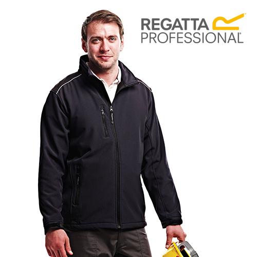 RG651 - Sandstorm Workwear Softshell (Regatta)