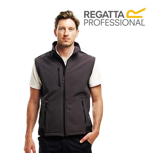 RG813 - Sandstorm Workwear Softshell Bodywarmer (Regatta)