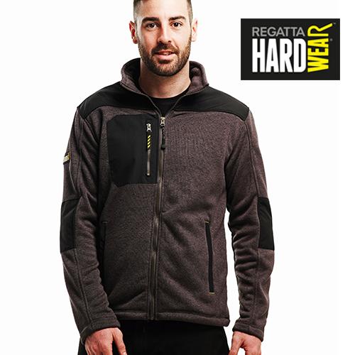 RGH571 - Tempered Fleece Jacket (Regatta Hardwear)