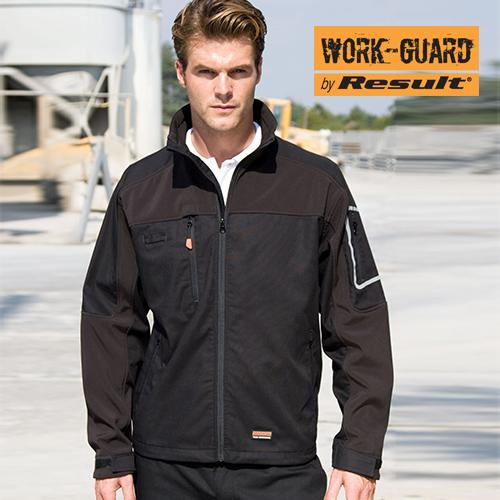 RT302 - Sabre Stretch Jacket (Result WORK-GUARD)