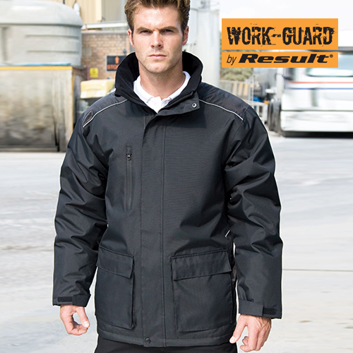 RT305 - Vostex Long Coat (Result WORK-GUARD)