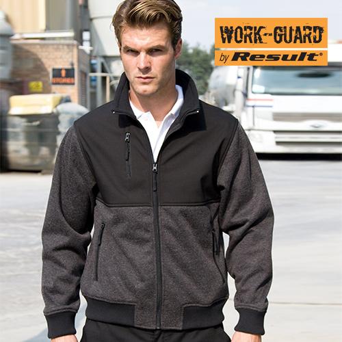 RT315 - Brink Stretch Work Jacket (Result WORK-GUARD)