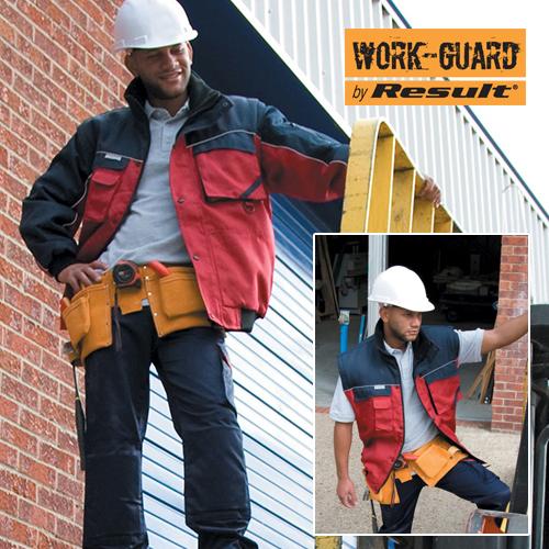 RT71 - Workguard Heavy Duty Jacket (Result WORK-GUARD)