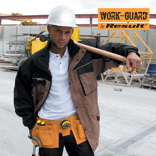 RT72 - Workguard Heavy Duty Combo Coat (Result WORK-GUARD)