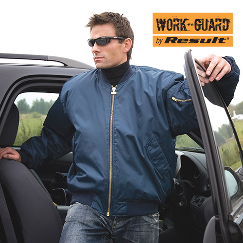 RT8 - Flying Jacket (Result WORK-GUARD)