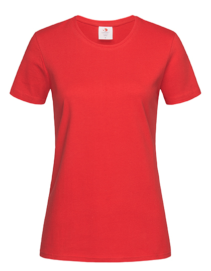S2160 - Comfort-T Crew Neck for women