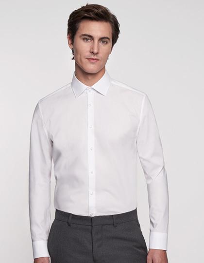 SN021000 - Men`s Shirt Tailored Fit Longsleeve