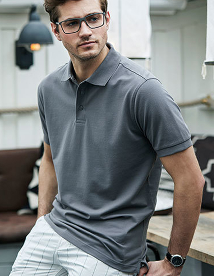 TJ1405 - Mens Stretch Deluxe Polo Tee Jays