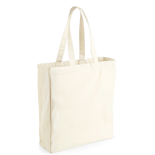 WM108_N - Canvas Classic Shopper Westford Mill