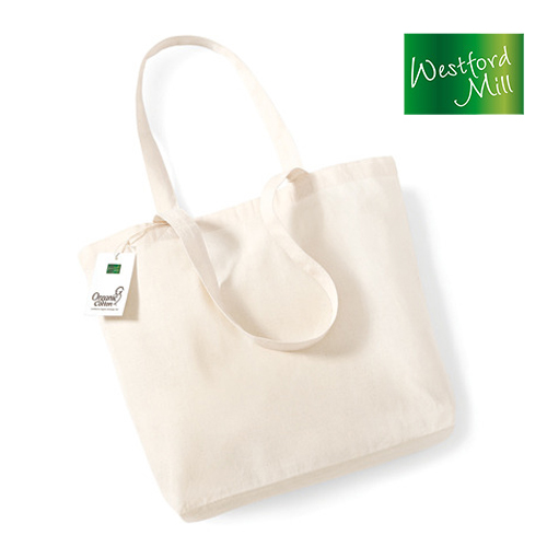 WM180_N - Organic Cotton Shopper Westford Mill