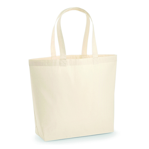 WM225_N - Premium Cotton Maxi Bag 200 g/m² - Westford Mill
