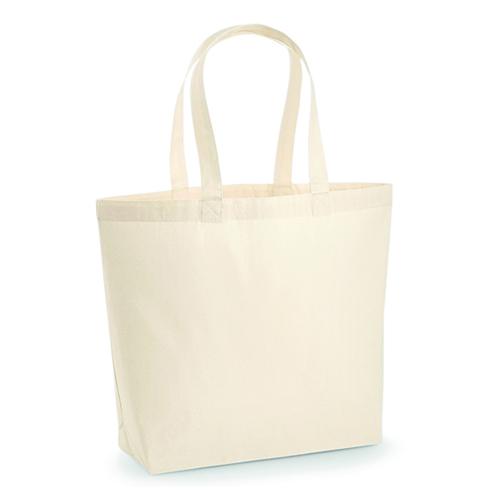 WM225_N - Premium Cotton Maxi Bag 200 g/m² - Westford Mill
