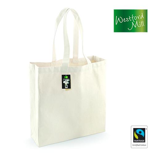 WM623_N - Classic Shopper (Fairtrade Baumwolle)
