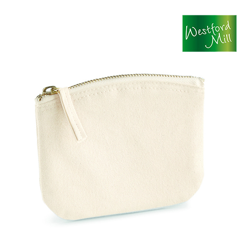 WM825-N - EarthAware™ Organic Spring Purse - Westford Mill