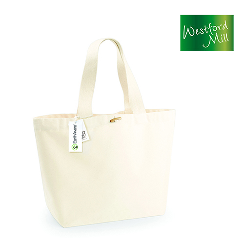 WM850_N - EarthAware™ Organic Marina Einkaufstasche