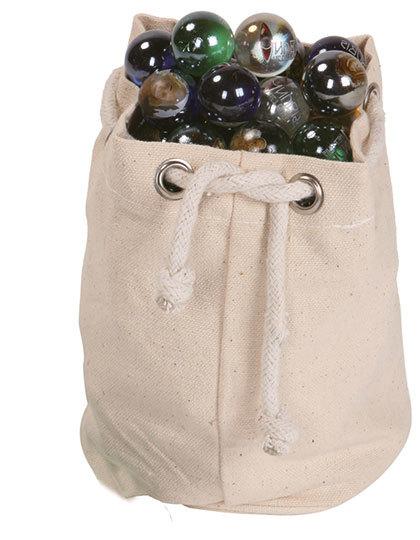 X1054 - Canvas Marble Bag