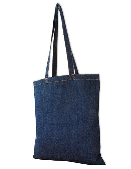 X963 - Jeans-Tasche - lange Henkel